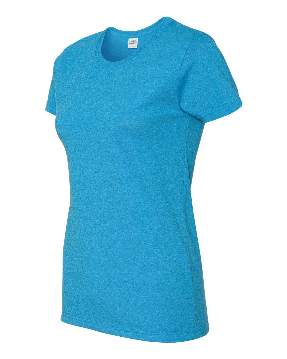 685a3df94e3 Gildan – Heavy Cotton Women s Short Sleeve T-Shirt – 5000L – Goodwin ...