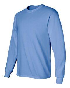 gildan-2400-carolina-blue-side