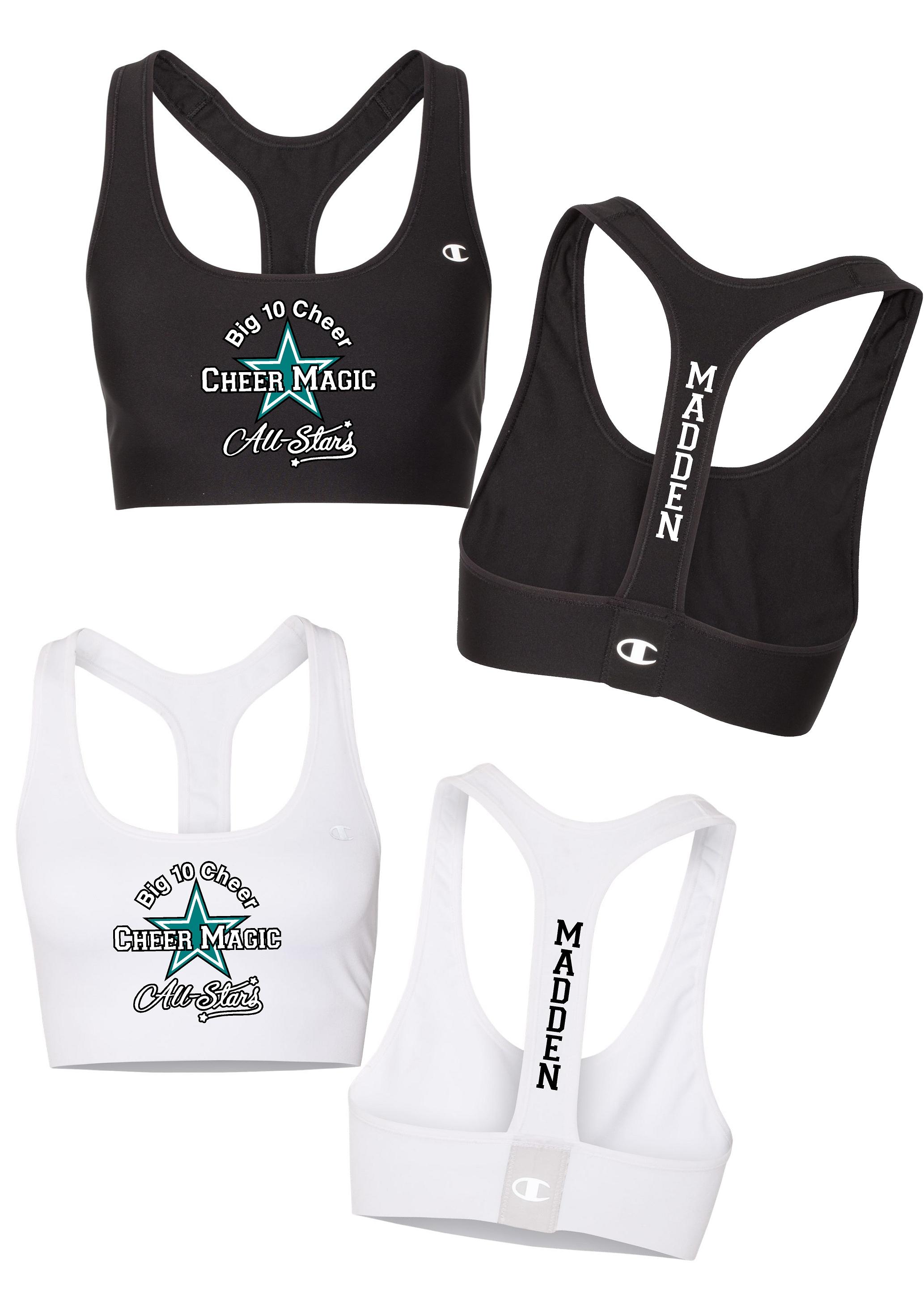 38273e1723d9b CMA All-Stars Champion Ladies Sports Bra – Goodwin Glass   Graphics